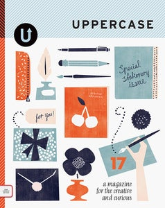 Image of Uppercase Magazine, Issue #17: Special Stationery Issue