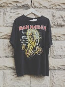 Image of Vintage Iron Maiden Band T Shirt