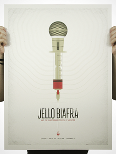 Image of Jello Biafra & The Guantanamo School of Medicine - Sacramento, CA