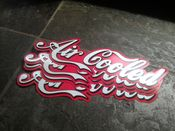 Image of Air-cooled Sticker 