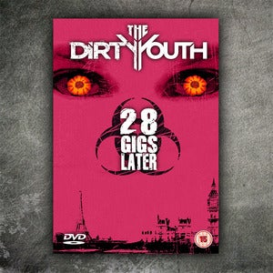 "Image of ""28 Gig's Later"" DVD"