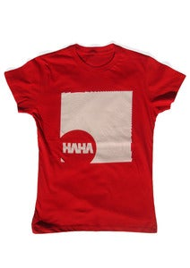 Image of HAHA Industries 'Analogue 004' Girls Tee