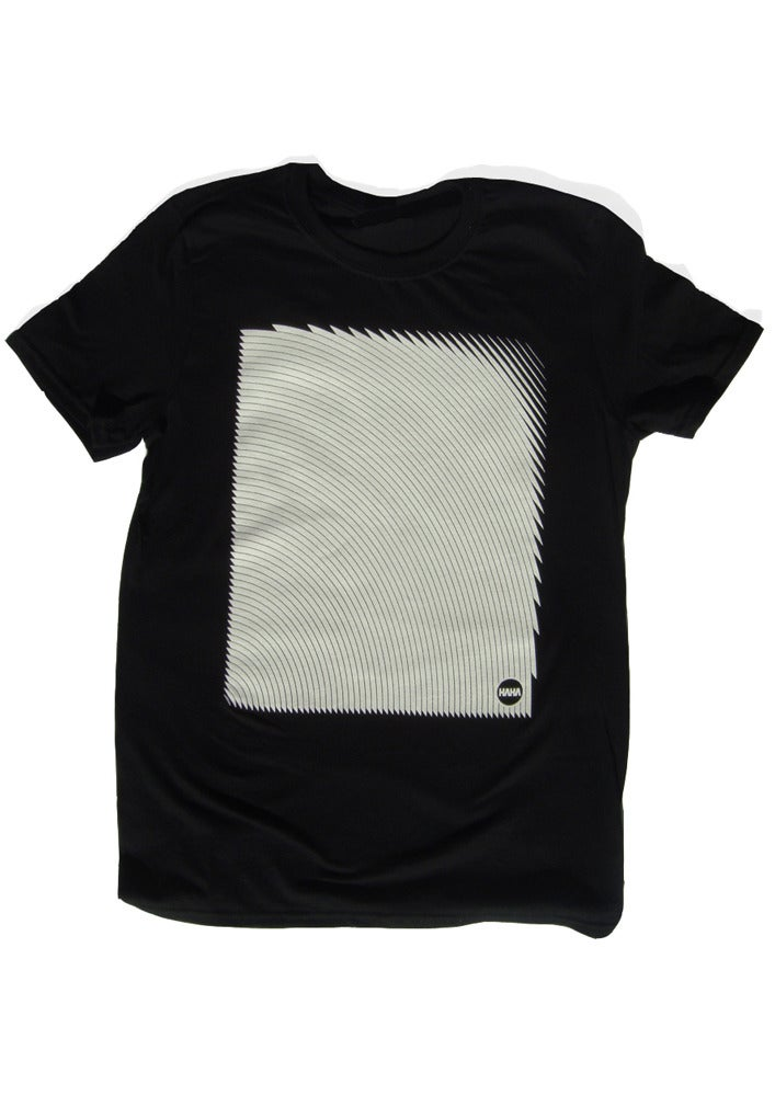 Image of HAHA Industries 'Analogue 001' Tee