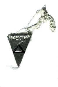 Image of Brotherhood Pewter Triangles