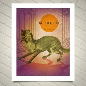 Image of Pacific Heights - Final Stock!