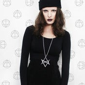 Image of HEXAGRAM Necklace