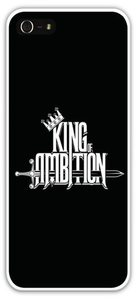 Image of King Of Ambition iPhone Case