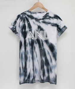 Image of AND Zebra Tie Dye Tee