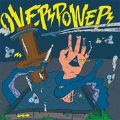 Image of OVERPOWER - s/t EP