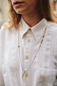 Image of Collier Bastille | Necklace