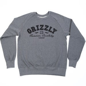 Image of Grizzly Co. - Original Sweatshirt - Heather