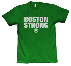 Image of Boston Strong Tshirt (Donations to Greg Hill Foundation)