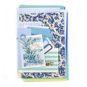 Image of {Something Borrowed, Something Blue} – Large Scrapbook Kit