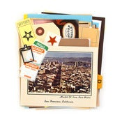 Image of {The Vintage Traveler} – Storycatching Kit