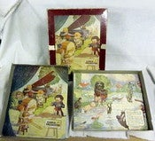 Image of **Free Shipping** Vintage Children's Jig Saw Puzzles