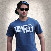 Image of TWT Unisex Tee (Navy Blue)