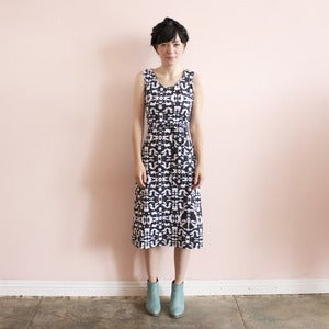 Image of R/H Debbie knot dress