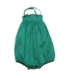 Image of Grass Bubble Playsuit