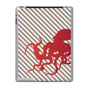 Image of Giant Octopus - iPad Sticker