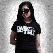 Image of TWT Women's Tee (Black)