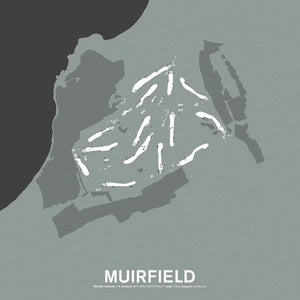 Image of Muirfield Screenprint