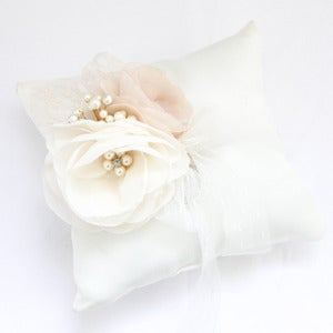 Image of Ring Bearer Pillow