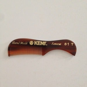 Image of Beard & Moustache Comb