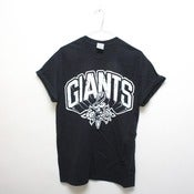 Image of GIANTS - Concrete Shirt BLACK