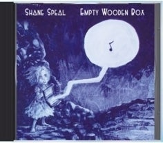 Image of Empty Wooden Box - the instrumental cigar box guitar album