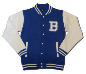 Image of BLUE CORNER RECORD CLUB BLUE VARSITY