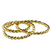 Image of Twisted Knuckle Ring
