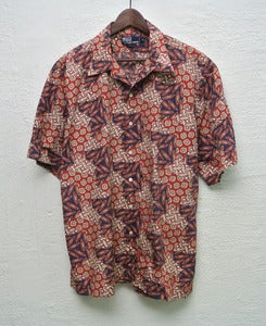 Image of Ralph Lauren short sleeve shirt (XL)