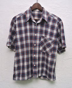 Image of Vintage short sleeve shirt (M) #2