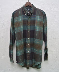 Image of Ralph Lauren plaid shirt (XL) #2