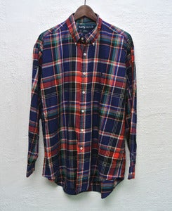 Image of Ralph Lauren plaid shirt (XL) #3