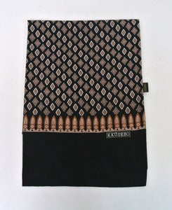 Image of Vintage patterned scarf #8