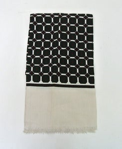 Image of Vintage patterned scarf #9