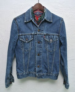 Image of Levis denim jacket  (S) #3