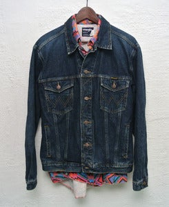 Image of Vintage Wrangler denim jacket (L) #3