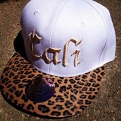 Image of Cali Raw C Cheetah White