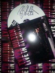 "Image of Signed ""Live in Atlanta"" Cd"