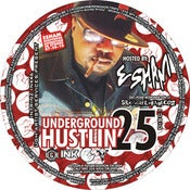 Image of Underground Hustlin' 25 hosted by Esham (disc 1)