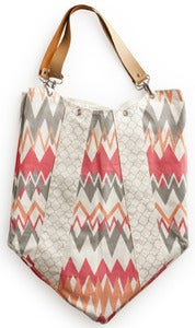 Image of zig zag bag