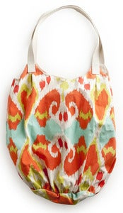 Image of hobo ikat bag