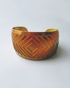 Image of Sunna Vintage Geometric Cuff
