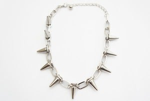 Image of Spike Stud Necklace