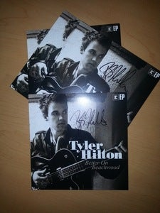 "Image of Signed ""Better On Beachwood"" EP"