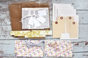 Image of Mixed Florals Card Kit