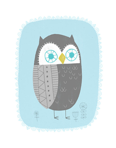 Image of Rinaldo the Owl by Petit Reve