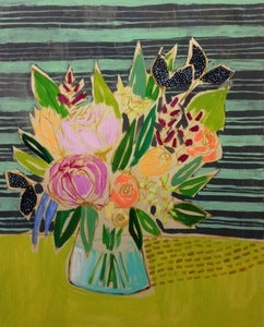 Image of 24x30 Flowers for Georgina